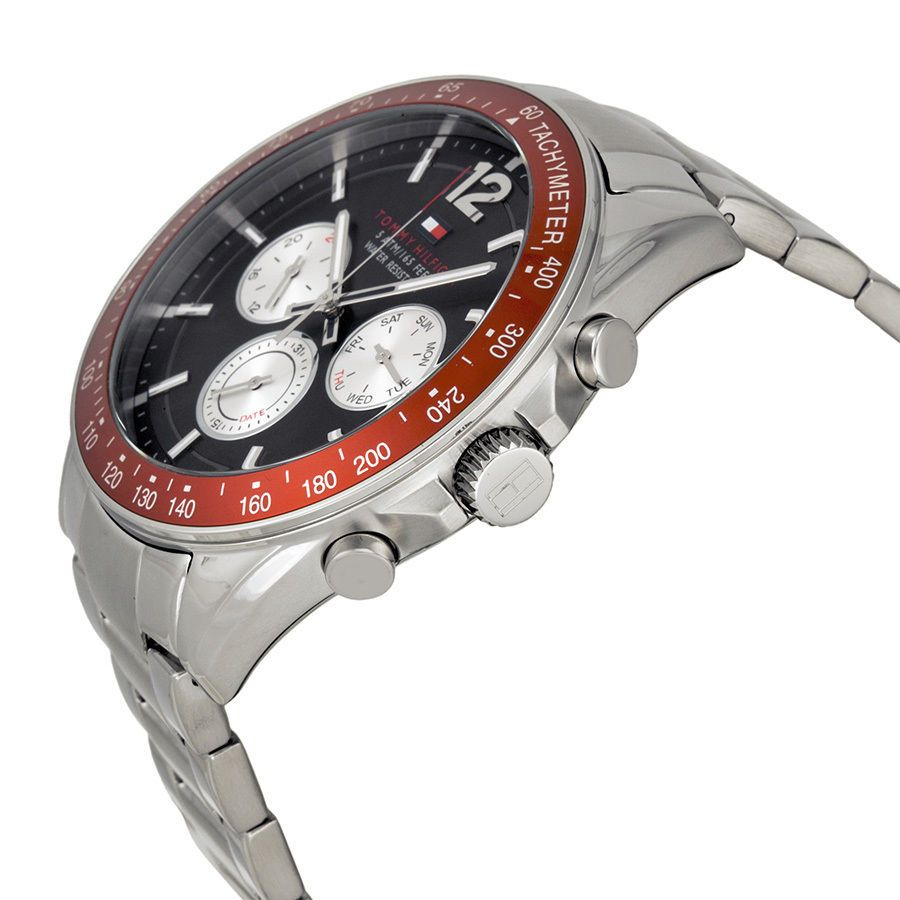 75767d84 TOMMY HILFIGER Luke Multifunction Gents Watch 1791122